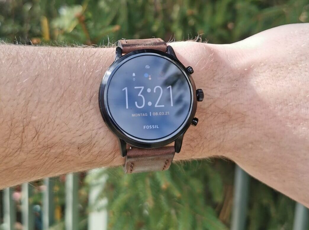Fossil Smartwatch Generation 5  – Die beste WearOS Smartwatch?